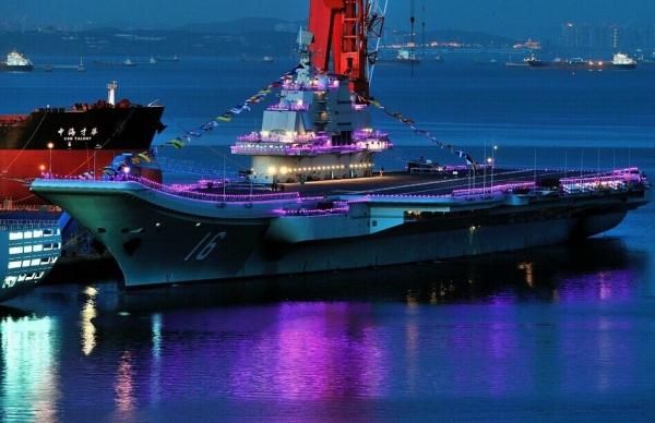 中国国产航母最新进展曝光 中国国产航母建造进入倒计时