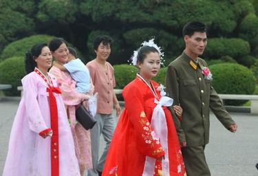朝鲜美女只服务高官 中国人买朝鲜美女图