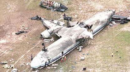 华航空难录音 法国航空4590号班机空难