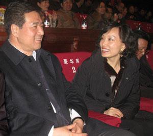 辰老婆简历姜力后台背景靠山大老虎是谁 申维辰怎么了什么问