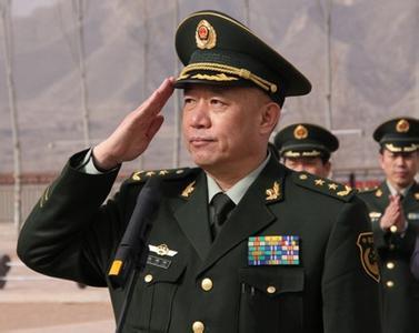 中国武警部队政委_现任武警部队司令员是谁