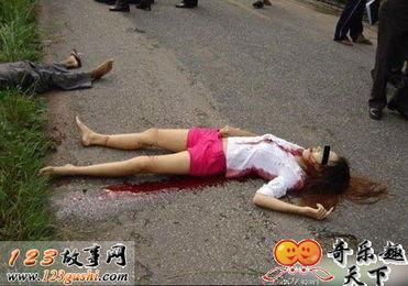 美女死亡:云南美女车祸当场死亡图片 - 趣说图片