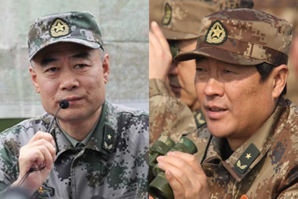 现役少将名单_空军少将名单福建军区现役少将名单图片解放