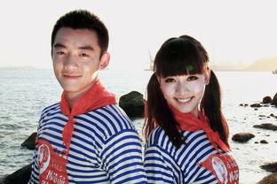 郑恺与孙骁骁三亚照片,杨丞琳和郑恺的结婚照,郑恺女朋友照片