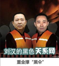 刘汉刘维引出的大老虎,刘汉刘维集团后台老虎是谁 刘维刘汉在哪枪