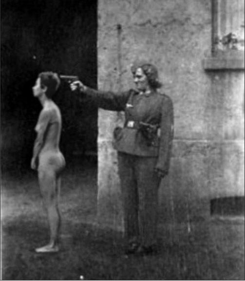 德国纳粹犹太人女人