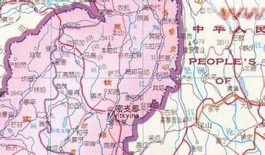 曾经的中国领土缅甸果敢县