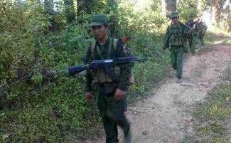 缅甸果敢同盟军战斗视频,缅甸果敢同盟军招兵,果敢同盟军最新消(3)