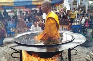 泰国僧侣油锅打坐,泰国僧侣吃人肉,泰国真的吃人肉吗