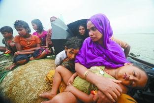 2015缅甸难民女人 实拍中缅边境缅甸难民真实生活图