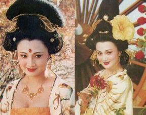 历史上杨贵妃真实照片,杨贵妃在日本怎么死的