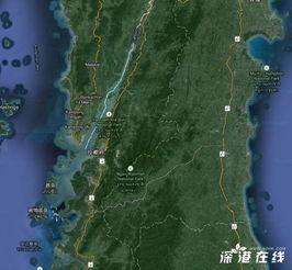 中泰克拉地峡运河 泰国克拉运河最新进展 克拉运河为什么不挖图片