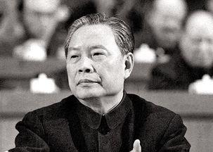 彭真晚年谈毛主席图,彭真夫人张...