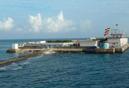南沙永暑礁有多大面积?