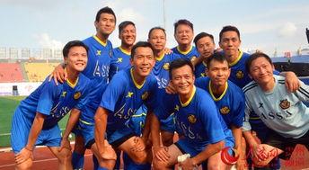 香港明星足球队成员 香港明星足球队打架视频