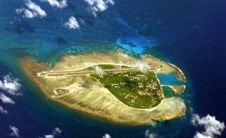 南沙群岛最新填海囹�a_中国已经完成了在南沙群岛的陆域吹填工程.
