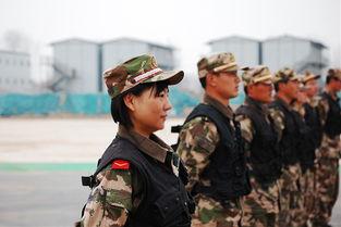 中国武警特警女漂亮图片最新训练视频,武警与特警的区别 3图片