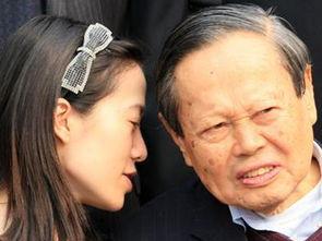 杨振宁翁帆近况,杨振宁原配夫人照片,翁帆为什么嫁给杨振宁