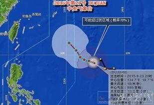 21号台风杜鹃最新动态预报,21号台风杜鹃影响哪里路径图