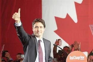 加拿大新总理特鲁多简历资料背景妻子是谁,加拿大总理特鲁多访华
