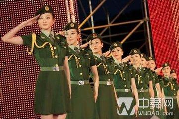 总政歌舞团更名了吗 总政歌舞团有哪些演员及最漂亮演员照片