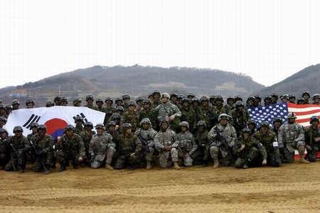 美韩要对朝开战向中国摊牌,美韩对朝动武中国会参加么什么态度