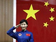 女航天员刘洋现在啥职务 刘洋当选全国妇联兼职副主席最新消息图