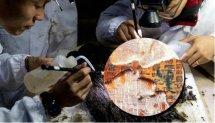 南昌海昏侯墓最新消息,海昏侯古墓出土文物图找到失传1800年论语