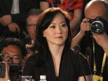 赵小兰妹妹赵安吉冻龄美女现任丈夫背景图 赵安吉家族的资产多少