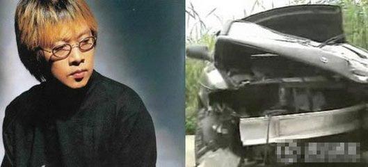 张雨生车祸现场图片及原因查明 张雨生车祸开的什么车多钱