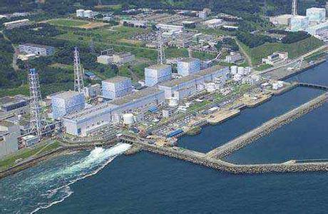 福岛核电站辐射范围,核电站辐射量爆表,日本核电站福岛变异人