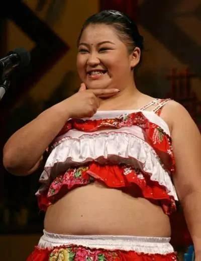 赵本山徒弟胖丫减肥成功怎么减掉120斤,方法揭秘减肥前后对比照