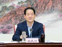 陕西人大常委副主任魏民洲出事被查原因去向,简历资料背景