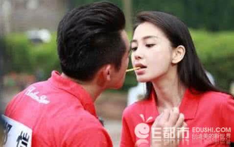 娱乐明星       在《跑男》上面杨颖和郑恺接吻的照片被疯传,也有网友