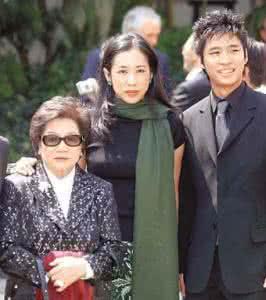 罗康瑞前妻何晶洁现状资料是赌王家里人吗,罗康瑞的女儿罗宝瑜图(2)