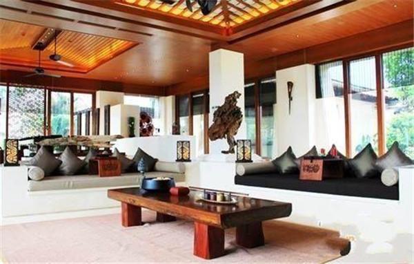 曹德旺豪宅在福州哪里有多少佣人,曹德旺豪宅门口的貔貅图片