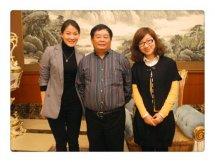 曹德旺老婆陈凤英面相简历年轻时照片,曹德旺大她老婆几岁哪里人