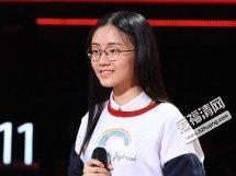 中国新歌声郭沁多大哪个学校的个人资料家庭背景父母介绍男友照片
