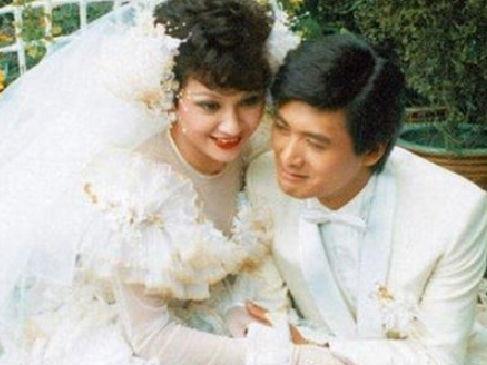 周润发结过几次婚为何没有孩子前妻余安安?周润发为什么娶陈荟莲