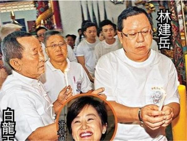 白龙王为何不救张国荣救不了吗,张国荣面相的致命缺点分析非短命