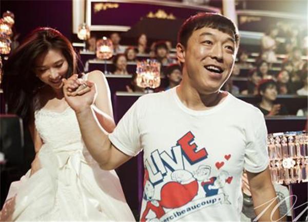 林志玲承认与黄渤热恋在一起了吗,林志玲为什么喜欢黄渤是炒作吗