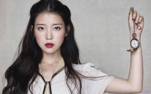 iu李智恩在韩国的地位 韩国人为什么讨厌iu,爆料权志龙 iu交往