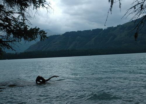 2017喀纳斯湖水怪真相大白竟然是它,15米巨型湖怪史前