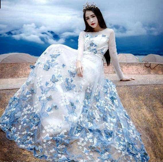 十二星座代表的公主裙图片大全,十二星座女生专属公主图片