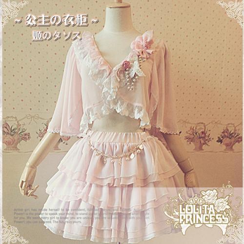 十二星座洛丽塔系列洋装图片大全,十二星座洛丽塔裙子图片