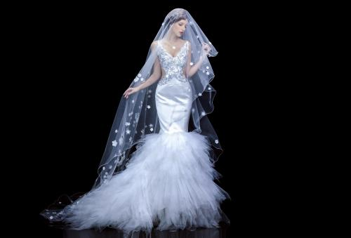 十二星座的婚纱谁的最美,十二星座的男生是样的(2狮子座婚纱喜欢卡哇咿图片