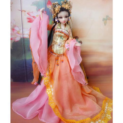 十二星座代表的古装芭比娃娃,十二星座古代芭比娃娃图片大全(2)