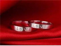 十二星座的婚纱戒指的图片,十二星座结婚戒指图片大全