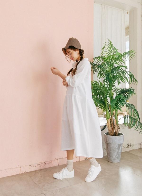 白色裙子怎么搭配_白色裙子配什么颜色鞋子好看 小白裙这样搭配显气质_天涯八卦网