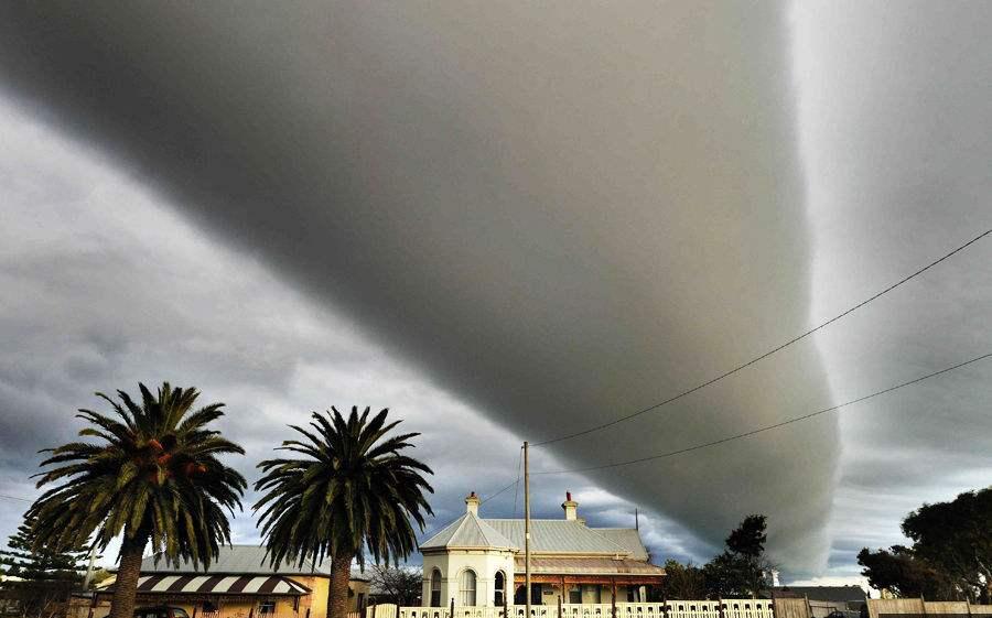 全球最惊艳的十大奇异云朵,每一种你都可以盯着看N久成因超神奇
